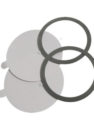 iSetchi magneetringen set telefoonhouder met draadloze oplader