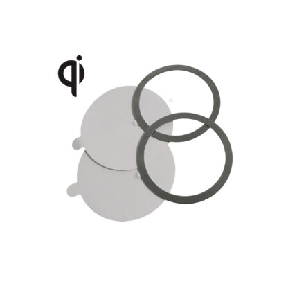 iSetchi Autohouder met Draadloos Opladen (Snelladen) - Met Quick Charge Adapter - Voor Ventilatie Rooster of Dashboard - Universele Telefoon Houder - Qi Draadloze Autolader Oplader - Telefoonhouder Auto - iPhone - Samsung - Zwart