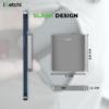 iSetchi® Magsafe Powerbank 5000 mAh – Klein formaat - Magnetisch & Draadloos – Voor iPhone 12 – Draadloze Oplader Batterij